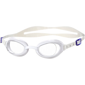 speedo Aquapure Gogle Kobiety, white/clear